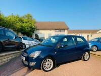 2008 Ford Fiesta 1.25 Zetec Blue Edition 3dr Hatchback Petrol Manual