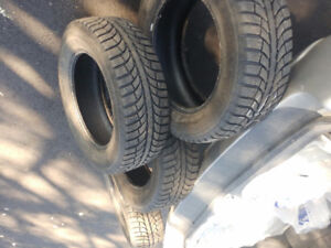 Winter tires for sale - Price negotiable