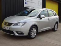 2014 (64) Seat Ibiza 1.2 TDi Ecomotive Diesel Sports Tourer SE £0 road tax