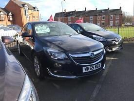 2015 Vauxhall Insignia 1.6 CDTi SRi 5dr (start/stop)
