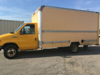 15 Ft Moving Truck & Driver-Small Move-416 277 4245