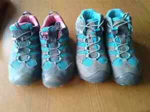 Keen girls shoes and boots size 4 and 5 youth Gatineau Ottawa / Gatineau Area image 1