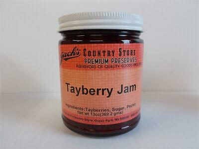 Jack's Country Store Preserves Tayberry Jam 13 OZ
