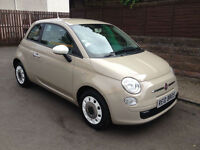 2012 (62) Fiat 500 1.2 Colour Therapy 3 Door Hatchback Petrol Manual