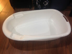 Infant Baby Bathtub with sling- $10 Kitchener / Waterloo Kitchener Area image 3