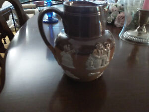 Doulton Lambeth pottery jug West Island Greater Montréal image 2