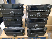Ford and GMC stock stereo