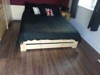 East London flat share double room