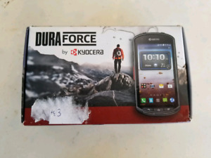 Kyocera Duraforce - brand new for the bell network