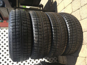 4 winter tires brand new !!!