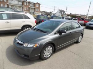 Honda Civic Sdn DX 2009
