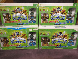 Skylanders SWAP Force Starter Pack for XBox 360 or WiiU - New