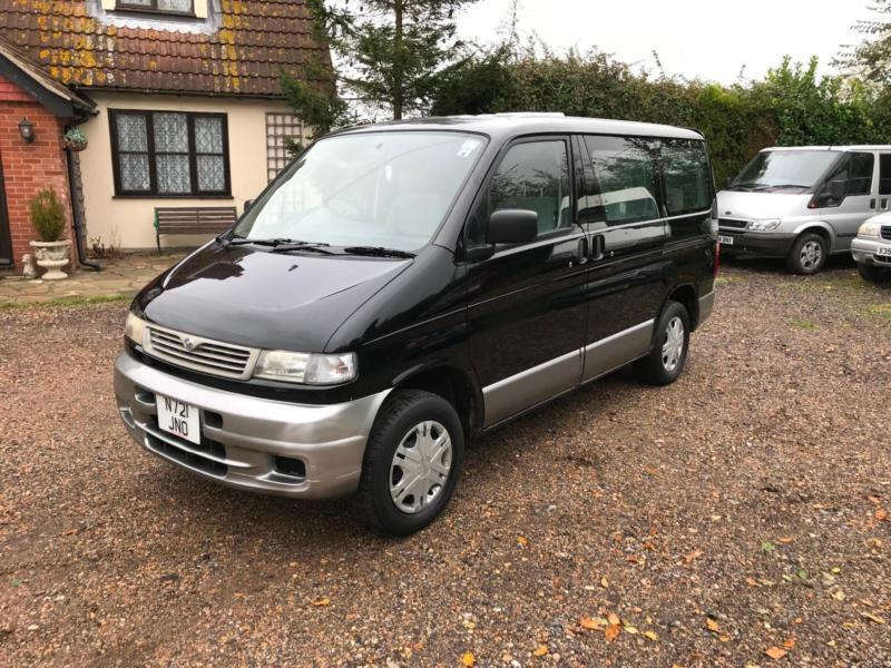 Mazda Bongo Diesel Automatic *95,000 miles only* PX