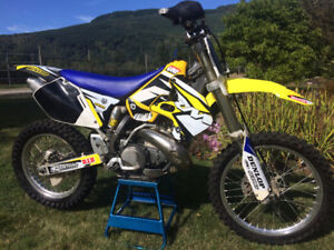 2000 RM 250 - Rekluse auto clutch - Like new condition