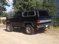 1990 Chevrolet Blazer Other