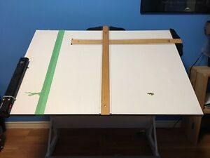 For sale: Drafting table