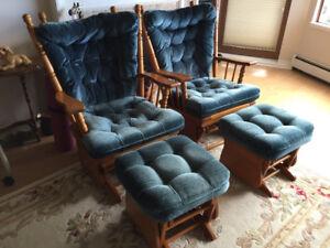 Glider Rocking Chairs