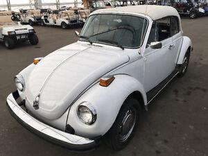 Super Beetle convertible 1979