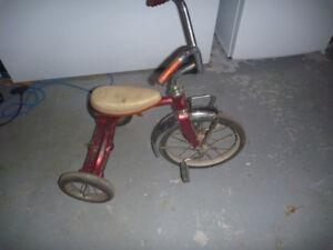 tricycle vintage