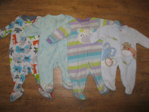 0-3Month Boys' Fall/Winter Clothing