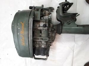 1956 West Bend Outboard Motor