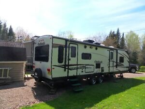 2014 277RL Outback Trailer