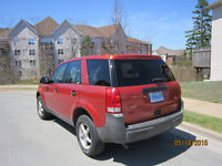 2004 Saturn VUE SUV,Very Good Condition Inspected.