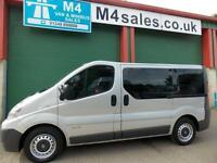 Renault Trafic SL27 Wheel Chair Access