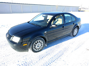2002 Volkswagen Jetta 1.8 turbo  ** parts or repair **