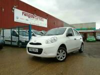 NISSAN MICRA 1.2 Visia 5dr 67K FSH-7 STAMPS B/TOOTH 1/OWNER **LOW MILEAGE**