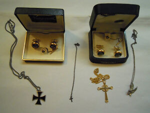 Necklaces and Cuff Links Stratford Kitchener Area image 1