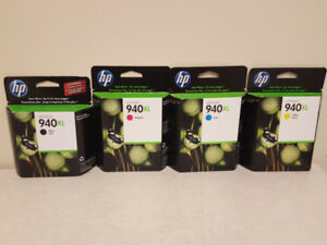 Brand New Ink Cartridges for HP Officejet Pro 8000/8500