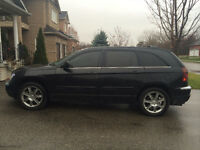 2007 Chrysler Pacifica Touring SUV FIRST OWNER