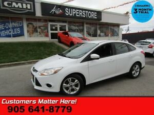 2014 Ford Focus SE  HEATED SEATS BLUETOOTH ALLOYS POWER GROUP