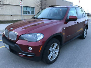 2009 BMW X5 Diesel SUV- Navigation, Back Up Camera