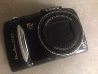 REDUCED! Canon PowerShot SX120IS camera