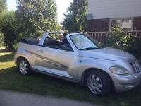 Cert and Etested -  PT Cruiser Convertible