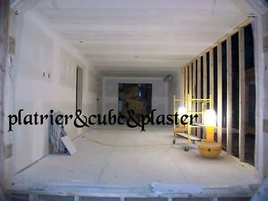 drywall finisher platerer Cornwall Ontario image 1
