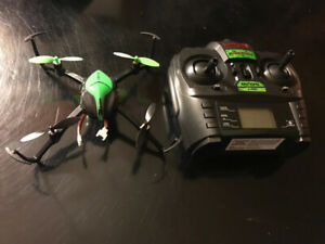 Small Drone toy, new in box, flies upside down too