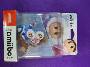 (2) Ice Climbers Amiibo Smash bros. Ultimate ($70 for each)