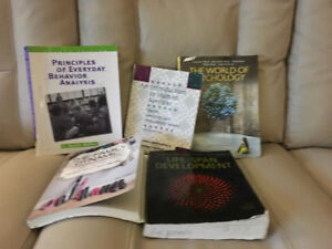 NBCC Human Services textbooks