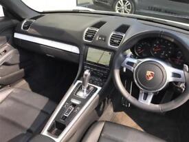 2013 Porsche Boxster 2.7 981 Convertible PDK 2dr
