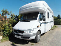 Autotrail Cheyenne 632SE - Fixed Rear Bed - Mercedes - Great Condition