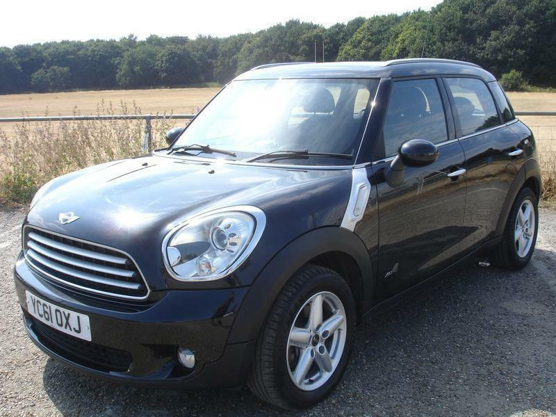 Mini Countryman Cooper D All4 In Mistley Essex Gumtree