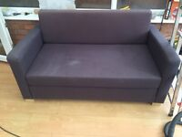 Ikea sofa bed - grey - open to offers.