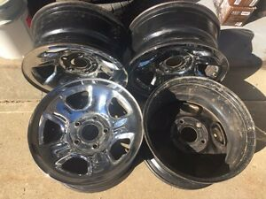 Truck Rims for sale Strathcona County Edmonton Area image 1