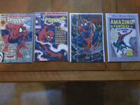 MARVEL COMICS - SPIDER-MAN VARIOUS