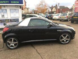Vauxhall Tigra Exclusiv 1.4i 16v (black) 2009
