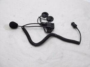 Used HD Boom! Audio Full Helmet Communication Headset
