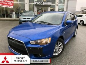 2015 Mitsubishi Lancer 4DR SDN CVT GT FWD  - LIMITED WITH HEATED